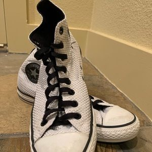Men's High Top Converse Sneakers